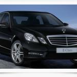 Rome taxi- Mercedes E class