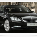 Mercedes S series for a classy taxi service